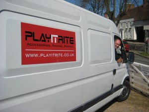 Marketing Zone's website, print and signage for PlayitRite
