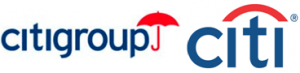 A new take on the umbrella icon works well for a more corporate identity.