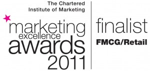 Marketing Zone wins place on CIM Marketing Excellence Awards shortlist
