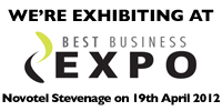 Marketing Zone exhibiting at Best Business Expo