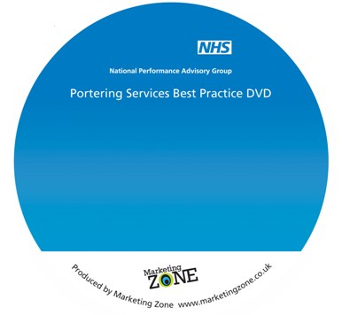 Portering Services Best Practice DVD