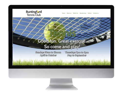 Buntingford Tennis Club