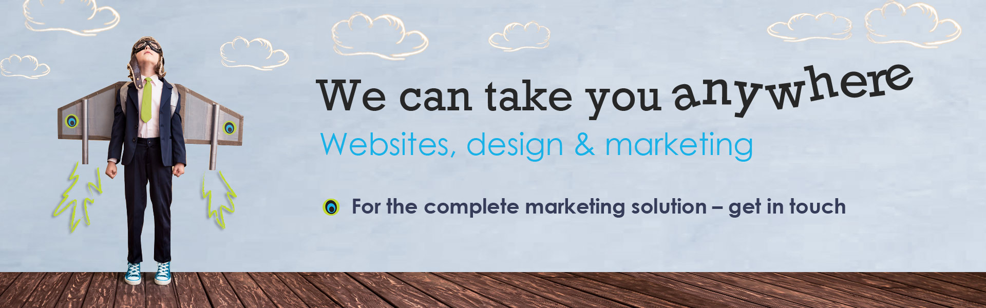 Marketing Zone: Websites, design & marketing